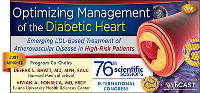 Optimizing Management of the Diabetic Heart
