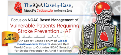 Vulnerable Patients Requiring Stroke Prevention in AF